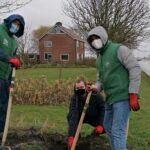 Natuurlijk Voorne-Putten en Life Terra planten 300 bomen